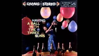Full LP/Album - Easy Listening | The Three Suns - Having A Ball With The Three Suns (Vinyl)