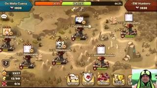 Summoners War [PT-BR] : [DICA] Guild Farm