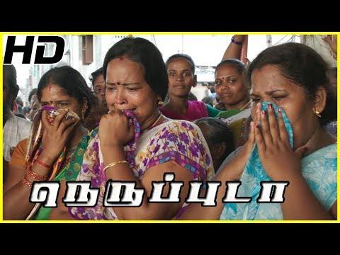 Vikram Prabhu's dad gets murdered   Enga...