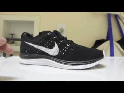 Nike Flyknit Lunar 1+ Review