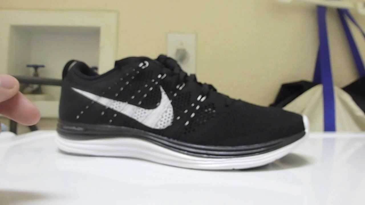 2994e60067d Nike Flyknit Lunar 1+ Review - YouTube