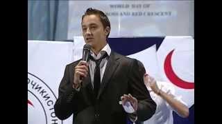 """Команда КВН """"Мужской Монастырь"""" - выступление на Дне Красного Полумесяца"""