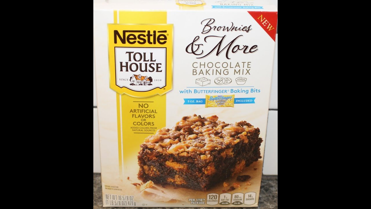 Toll House Cookies From Cake Mix