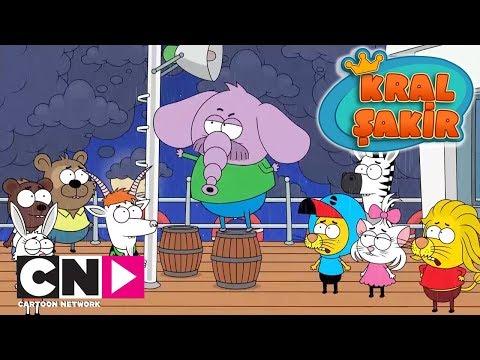 Kral Şakir I Gemide I Cartoon Network Türkiye