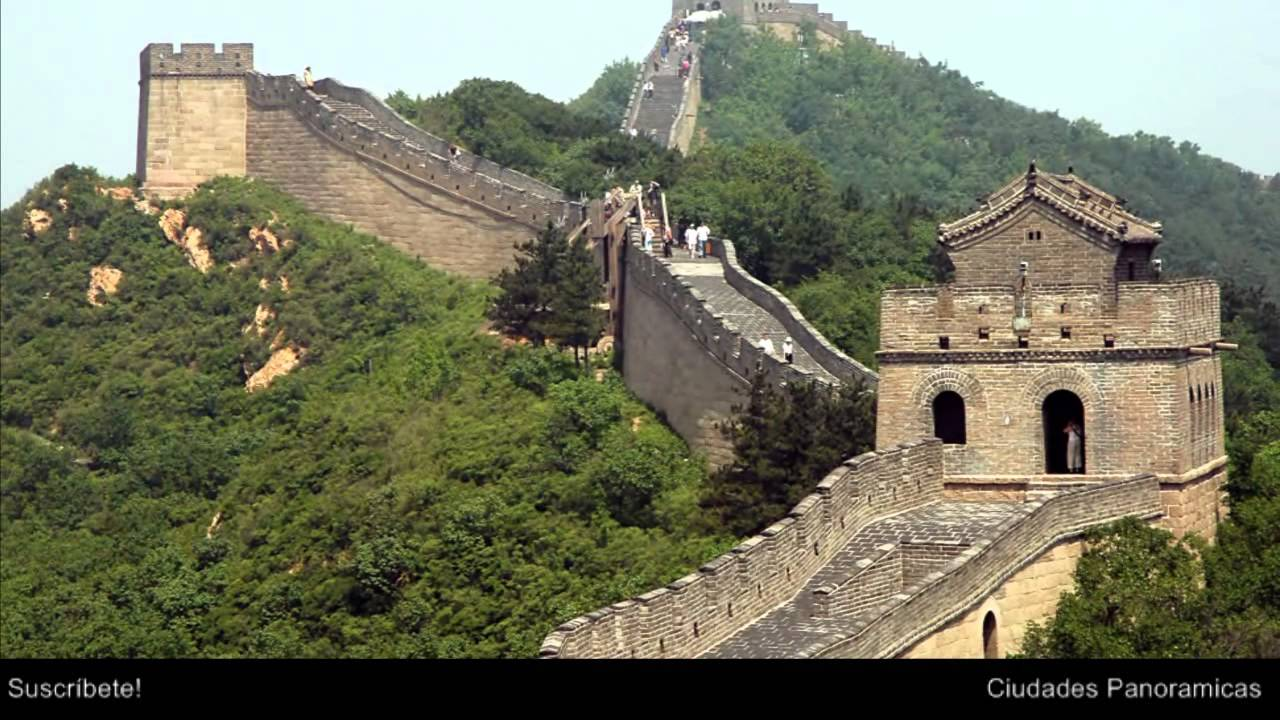 la gran muralla china youtube