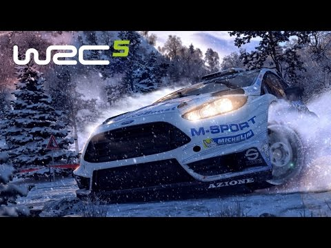 WRC 5 FIA World Rally Championship Gameplay (4K)