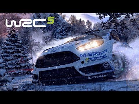 WRC 5 FIA World Rally Championship Gameplay (4K)