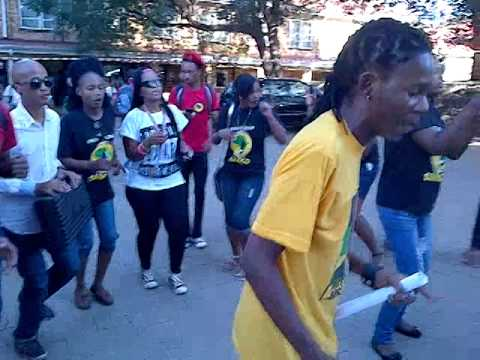 SASCO CUT SUPPORTING MOTHEO FET SRC ELECTIONS 2014/2015