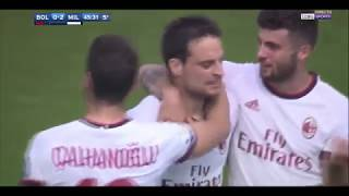 Download Video Bologna vs AC Milan 1-2 Highlights & All Goals 29/04/2018 MP3 3GP MP4