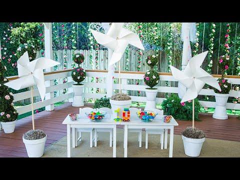 DIY Kids Wedding Table - Home & Family