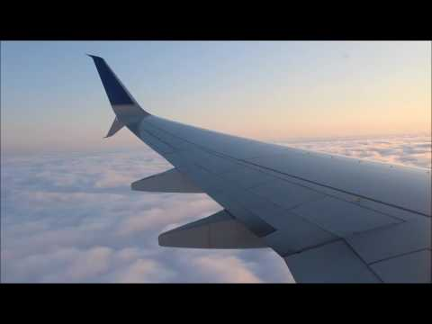 (HD) United Airlines Boeing 737-924(ER) Landing at Washington Dulles International Airport