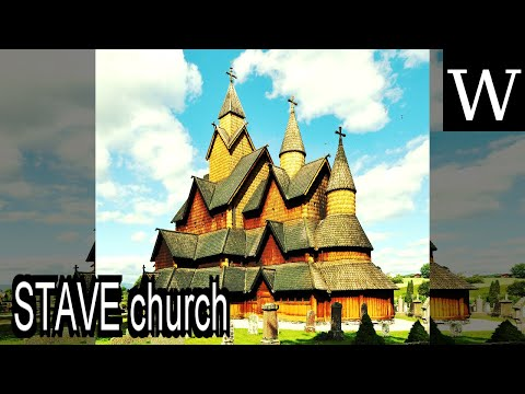 STAVE church - WikiVidi Documentary