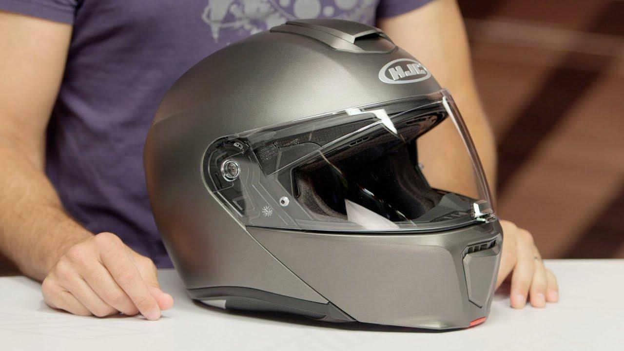Hjc Rpha 90 Helmet Review Youtube