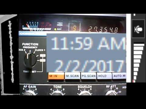 CQDX11.com CH#35 CB Radio Live Stream from Melbourne Australia 43Div.
