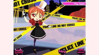 How to play Detective Trippe Dressup game | Free online games | MantiGames.com