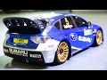 Rc Adventures - Unbox & Drift For The 1st Time! Subaru Rally Kyosho Mini Z Awd video