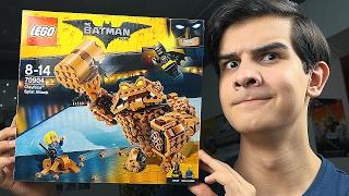 LEGO Batman: ГЛИНОЛИКИЙ - Набор На Обзор (70904)
