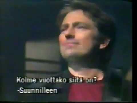 Rickfors på TV i Finland