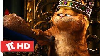 Garfield 2  Kral Garfield  HD