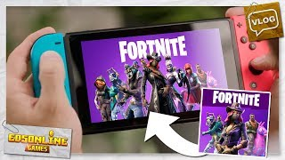 HOW to DOWNLOAD FORTNITE on NINTENDO SWITCH?