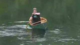 Mid-West  Freestyle Canoe  2007 -- Kim Gass (Canadian Style)