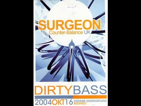 Surgeon - Live @ Kashmir, Budapest 2004-10-16