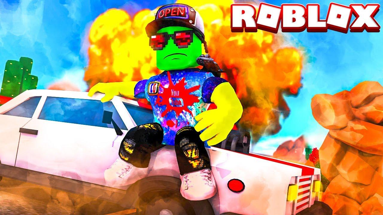 Я ВСЁ ВЗОРВАЛ! Режим Car Crushers 2 в Roblox от Cool GAMES