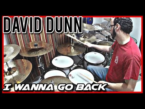 David Dunn  I Wanna Go Back  Drum