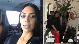 Video Kim Kardashian Reacts To Kylie Jenner Pregnancy download MP3, 3GP, MP4, WEBM, AVI, FLV Oktober 2017