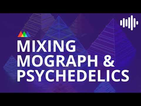 Episode 24: Mixing MoGraph with Psychedelics, Caspian Kai