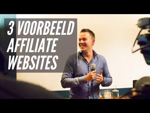 3 VOORBEELD AFFILIATE WEBSITES: Zo pas je affiliate marketing toe!