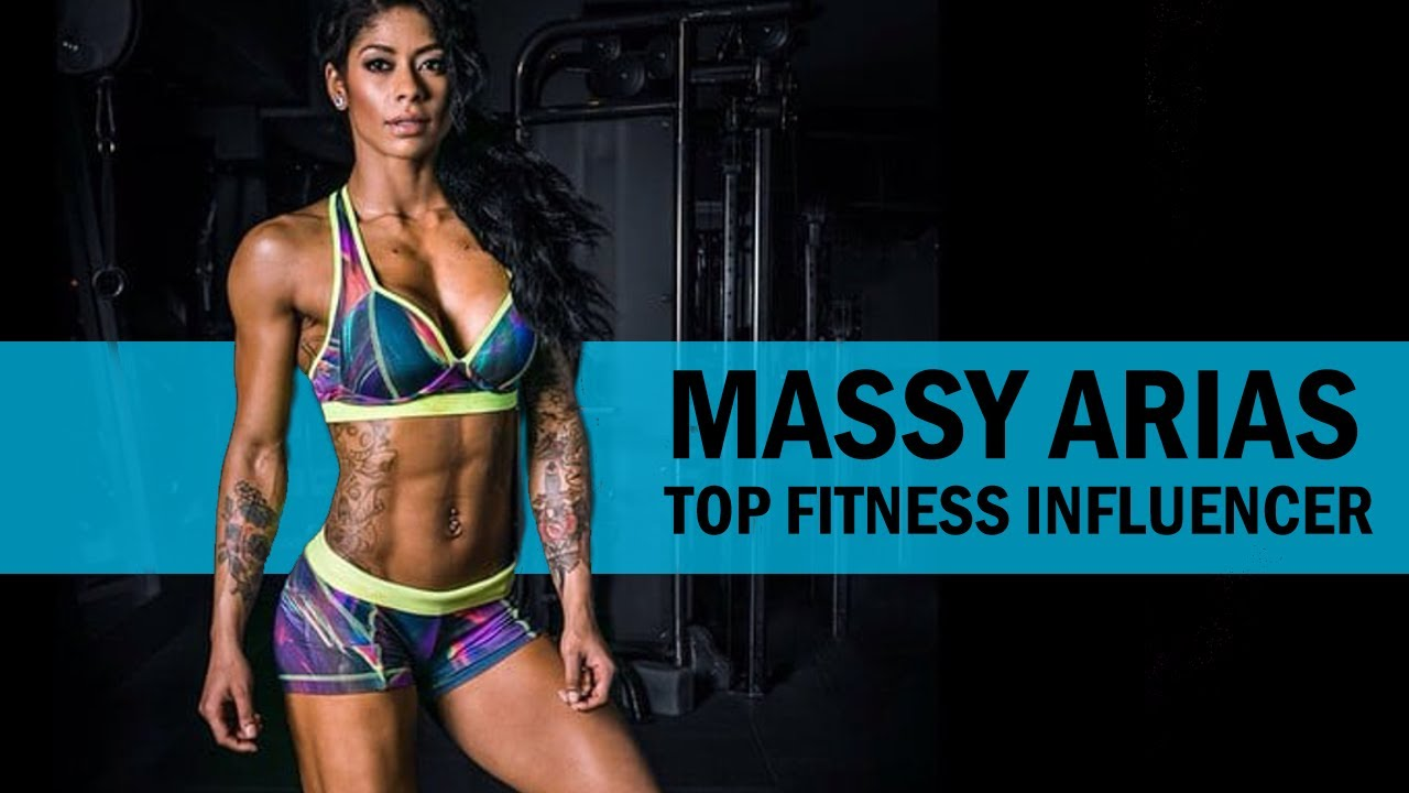 Massy Arias – Top Fitness influencer / Female Fitness Motivation 2020