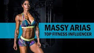 Massy Arias Top Fitness influencer Female Fitness Motivation 2020
