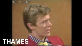 David Bowie | Interview | Afternoon plus | 1979