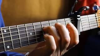 Sorry Seems To Be The Hardest Word - guitar cover (part 1)