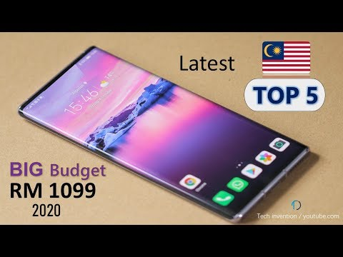 TOP 5 Best Budget phones in Malaysia 2020 (Bawah Rm 1099)