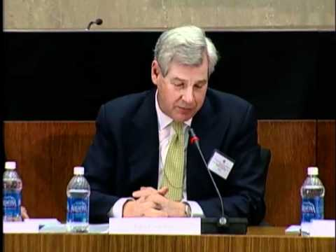 """Under Secretary Hormats on """"The Role of Innovation in Addressing Global Health"""" Full"""