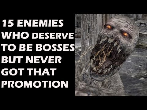 15 Video Game Enemies Who Deserve To Be Bosses But Never Got That Promotion