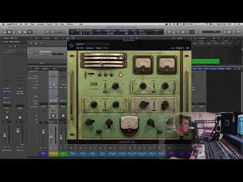ACUSTICA AUDIO - CREAM - MIXING A SONG /T-RECords studio/Russian Language/На русском
