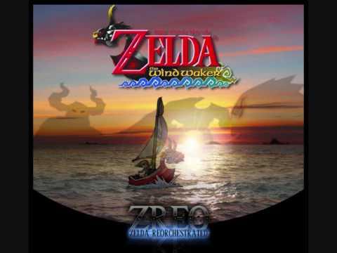 Z.R.E.O. - The Wind Waker - Staff Credits Redux