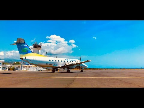AB Aviation - Moheli, Comoros