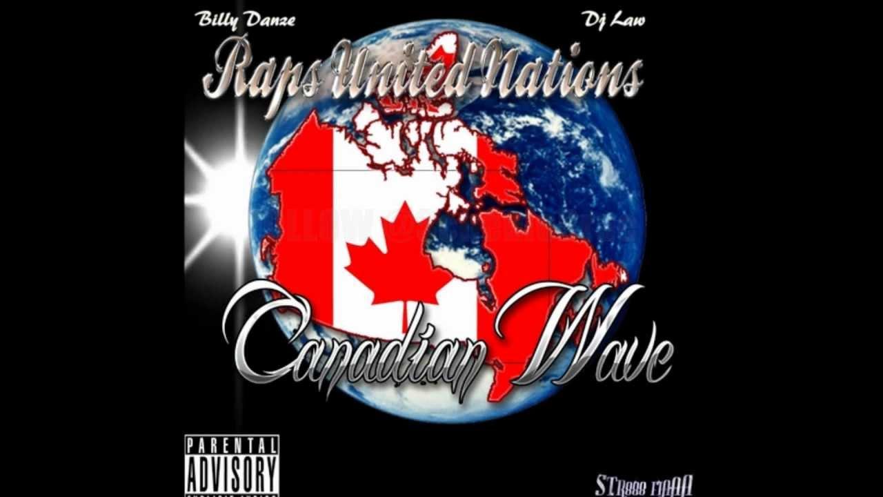 CrookedLetter Schemez - Next Best Thing - Billy Danze Raps United Nations Canadian Wave