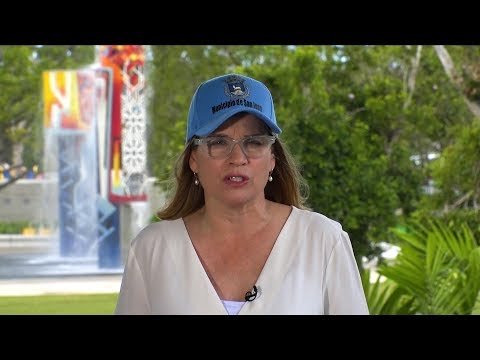 San Juan Mayor Calls for End to Puerto Rico's Colonial Status Amid Slow Hurricane Maria Recovery