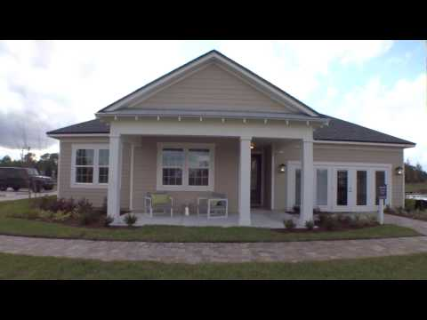 Richmond American Homes Dalton Model at Gran Lake St Augustine