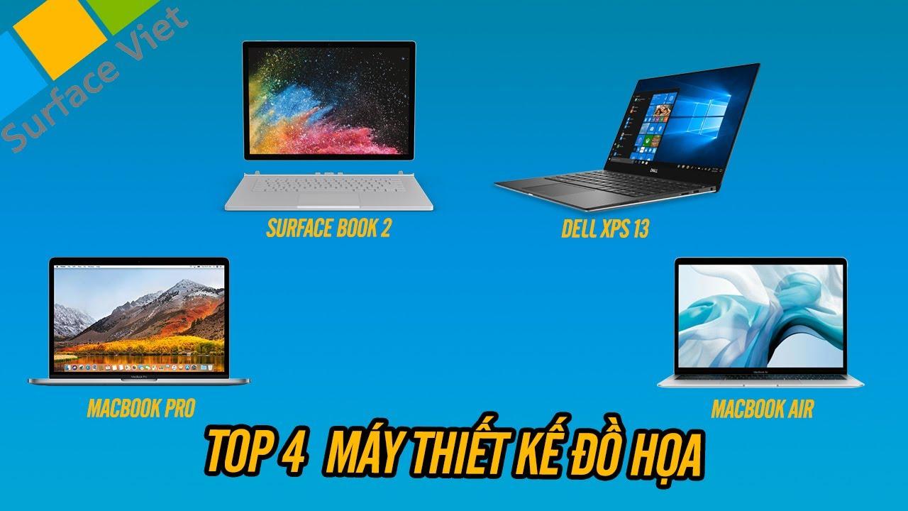 Top 4 chiếc laptop tốt nhất dành cho dân thiết kế đồ họa
