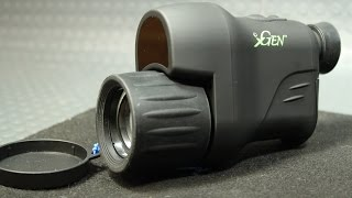 Xgen pro 3x Infrared monocular on a budget