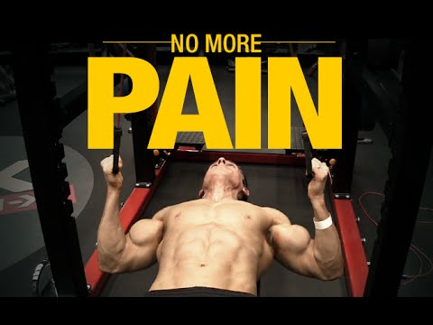 Bench Press Pain Solution (ONE SIMPLE DRILL!)