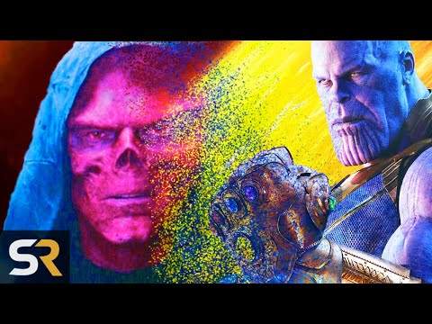 Why These 25 MCU Villains Got Decimated By Thanos (Or Not)