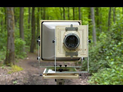 8x10 Large Format photography | Woodyman Camera Review ヅ | EN/FR Sub.
