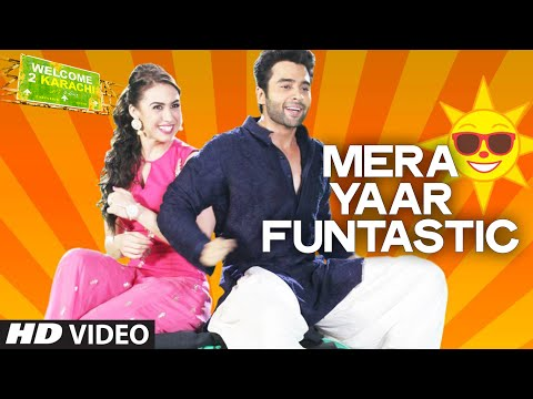 Mera Yaar fantastic song lyrics
